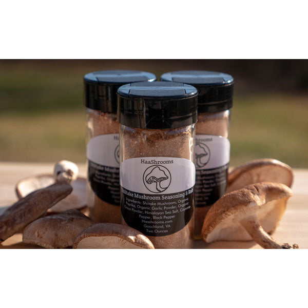 Shiitake Seasoning & Rub