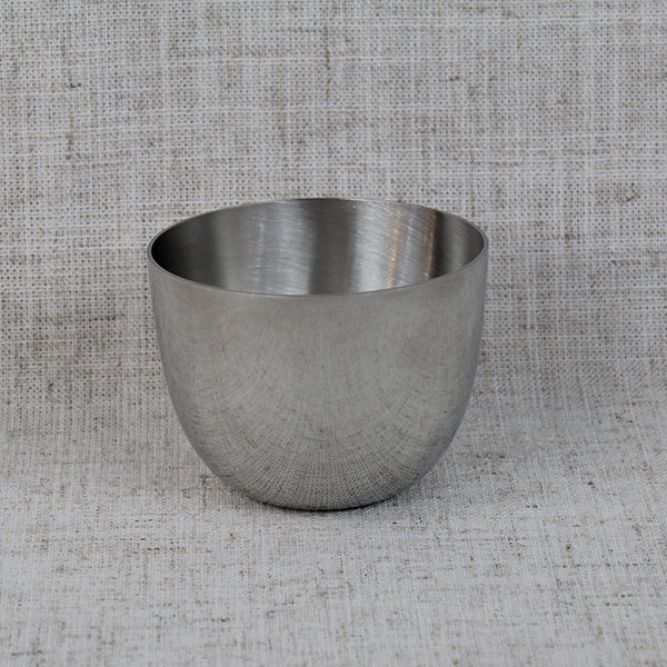Jefferson Cup, Pewter, 8oz