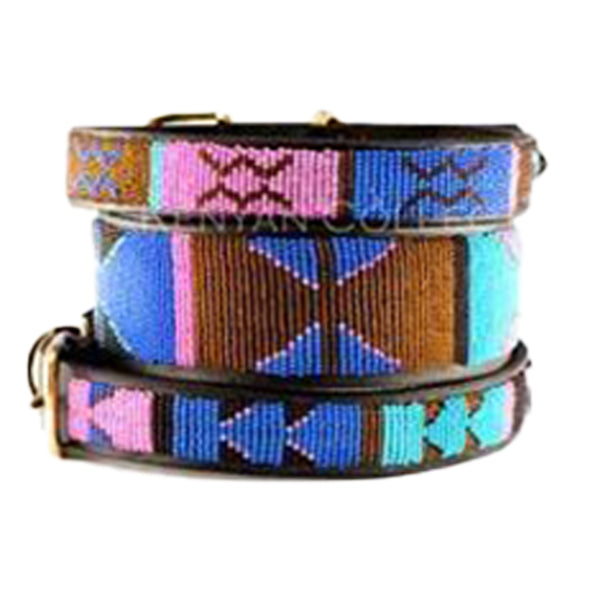 Malindi Beaded, Dog Collar