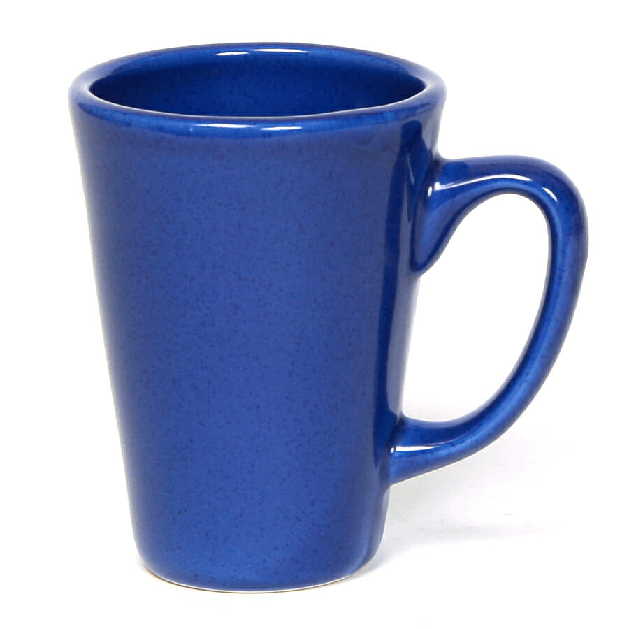 American Blue Latte Mug, 16oz