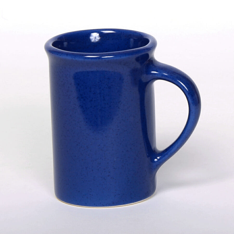 American Blue Tea Cup, 10oz