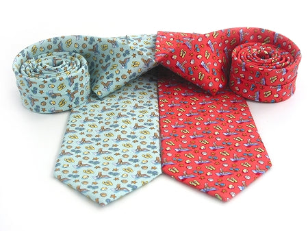 Chesapeake Baywatch, Silk Tie