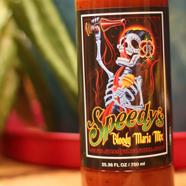 Bloody Maria Mix from Speedy's Hot Sauce