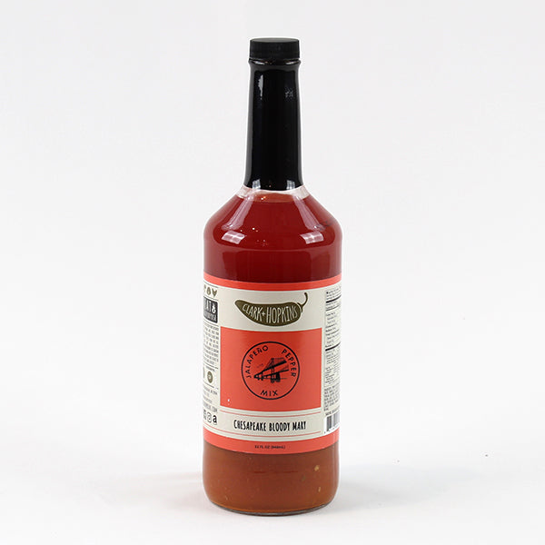 Clark & Hopkins Exclusive Hot Sauce Gift Box - Chesapeake Bay Bloody Mary Mix