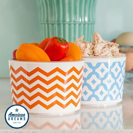 "Duo - ""Dynamic"" Dip Bowl Duo *** Finally Back in Stock!***"