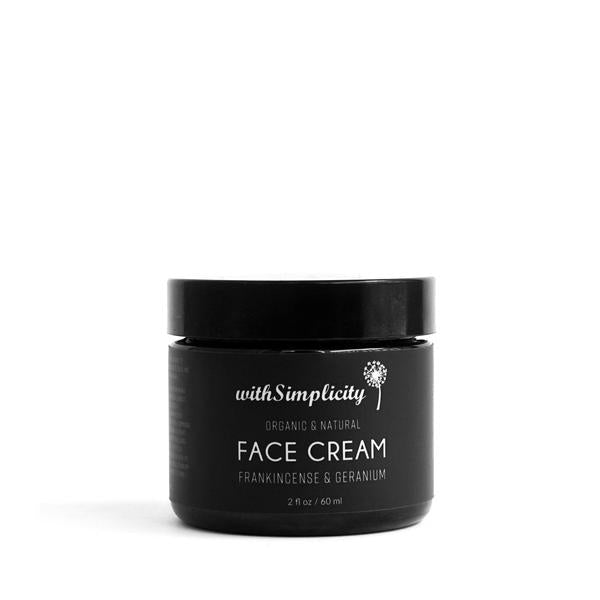 Face Cream, 2oz