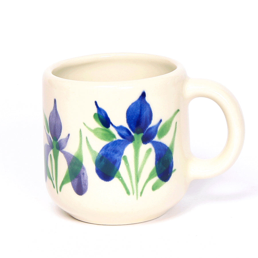 Field of Iris Signature Mug, 16oz
