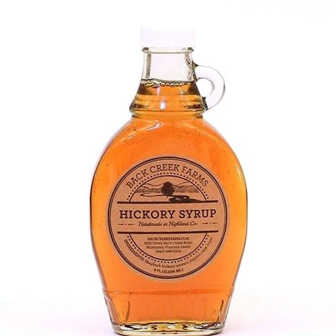 Hickory Syrup from Back Creek Farms