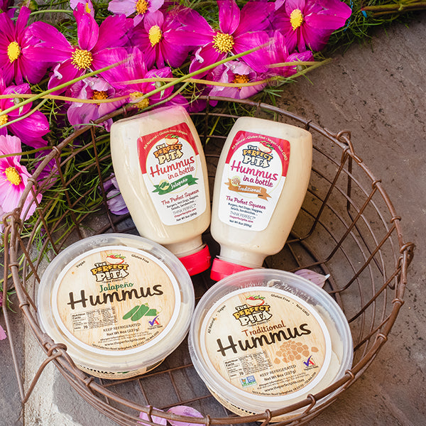 Perfect Hummus, Hummus Package