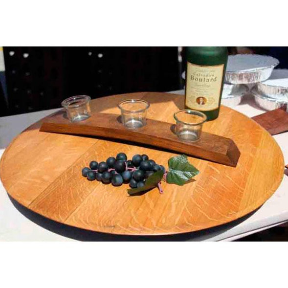 Lazy Susan from Barrel-Art