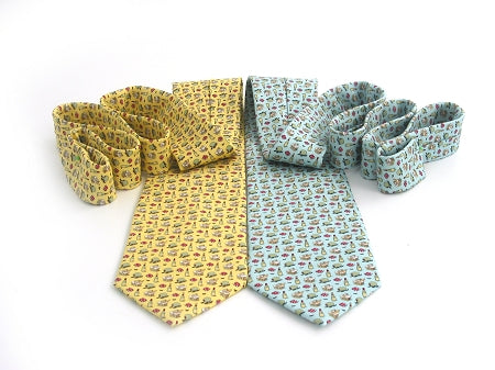 Virginia Living Picnic in Piedmont Tie