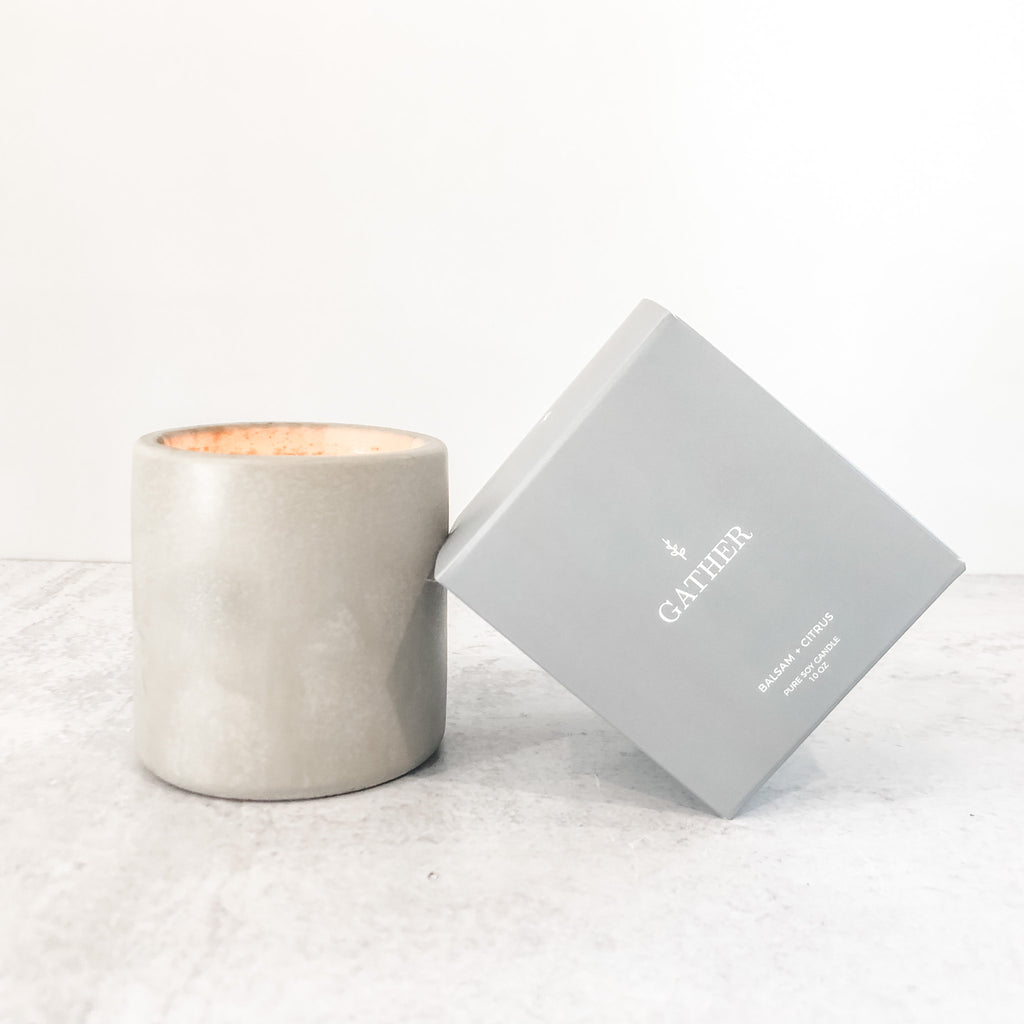 Gather Soy Candle