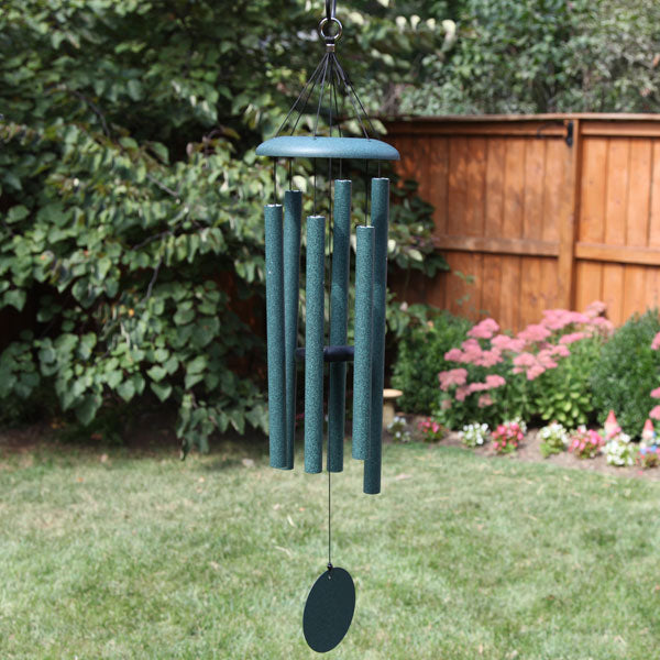 "Corinthian Bells 36"" from QMT Windchimes"