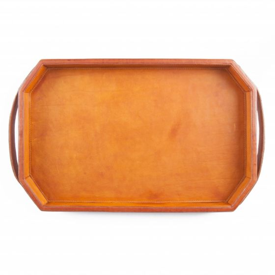 Octagonal Room Trays from Moore & Giles