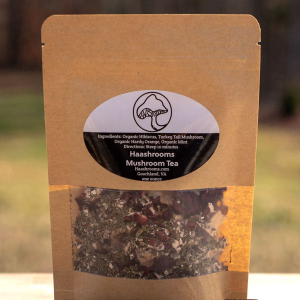 Poppy's Punch Tea Blend from HaaShrooms