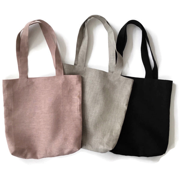 Set of 3 European Market Totes from Virginia Girl Design