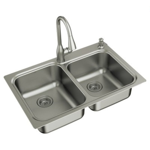 Kelsa Faucet & Sink Combination