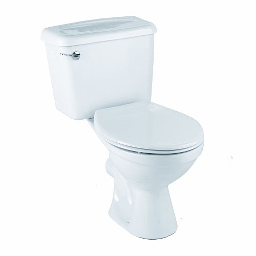 TWYFORD OPTION Trip Lever Close Coupled Toilet Combination