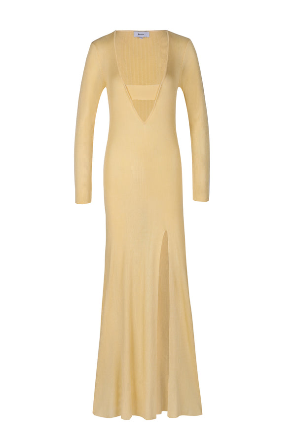 Stevie Dress - Yellow