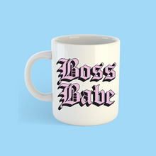 Load image into Gallery viewer, Boss Babe Mug
