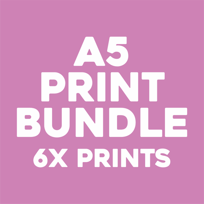 A5 BUNDLE DEAL