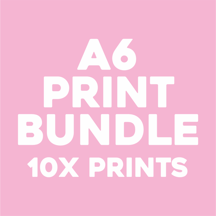 A6 BUNDLE DEAL