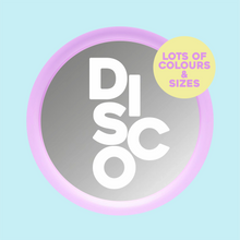 Load image into Gallery viewer, DISCO Vinyl Sticker