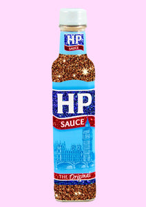 HP Brown Sauce Sauce Wall Print