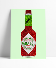 Load image into Gallery viewer, Tabasco Sauce Wall Print