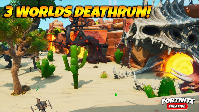 The 3 Worlds Deathrun - deathruns