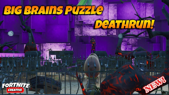 Big Brains Puzzle Deathrun - deathruns