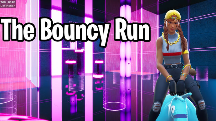 The Bouncy Run - deathruns