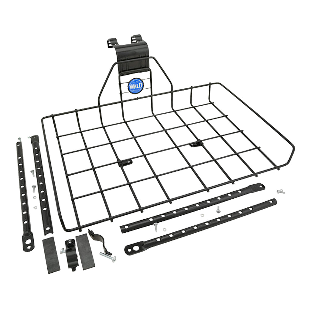 Wald Bicycle Parts Mounting Kit for #257RKX Bike Basket Basket Not Included