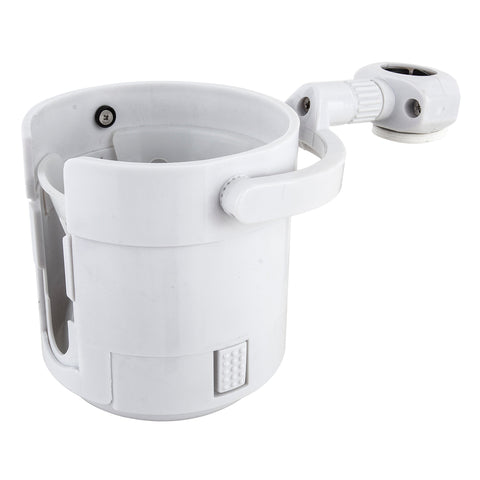 Drink Holder Liq Caddy Xl Cup-White