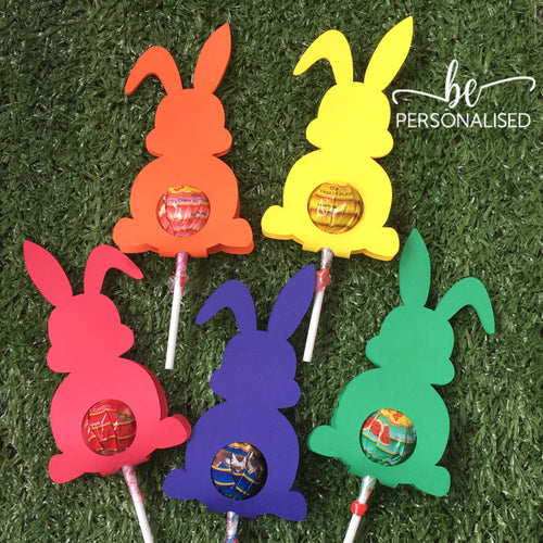 Bunny Lollipop Holders 10 pack