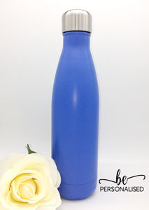 Insulated 500ml Drink Bottle - Matt Lavender