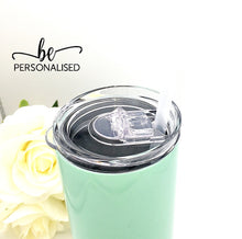 Load image into Gallery viewer, Tall Insulated Tumbler - Mint
