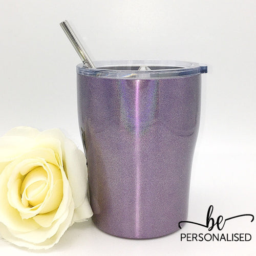 Insulated Tumbler - Shimmer Purple