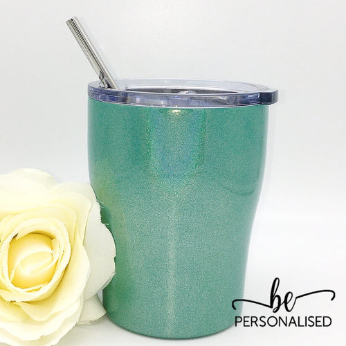 Insulated Tumbler - Shimmer Green