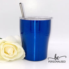 Load image into Gallery viewer, Plain Insulated Tumbler - Royal Blue