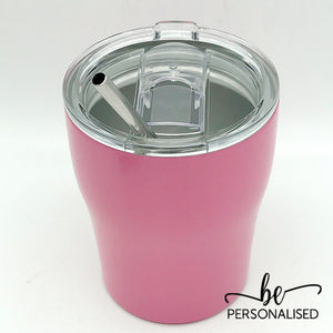 Plain Insulated Tumbler - Pink