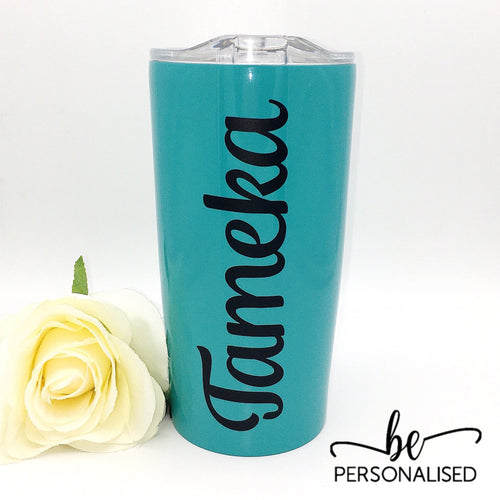 Insulated Coffee Tumbler - Teal