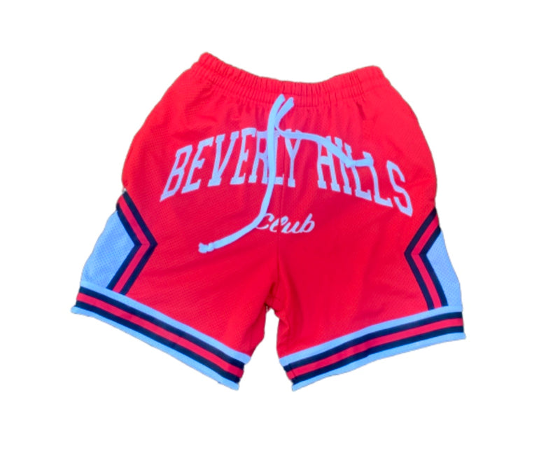 Heavyweight Basketball Logo Shorts