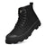 "HERITAGE ""XI"" Winter Boots - Coal Black"