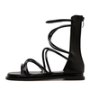 Sarka Leather Sandals