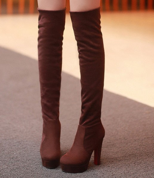 Astride Boots - LeFabStyle™