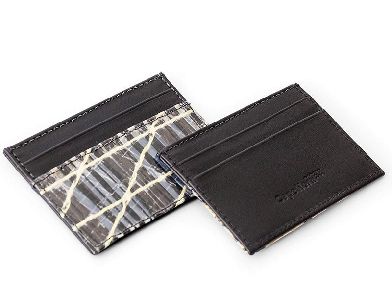 Cape Horn Apparel Black Card Wallet