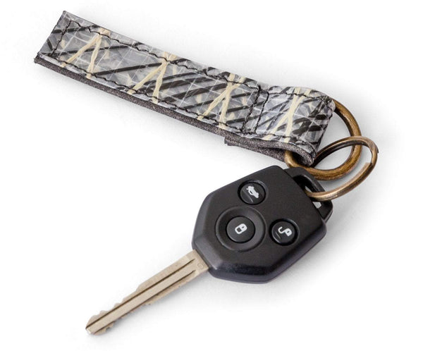 Cape Horn Apparel Black Keychain