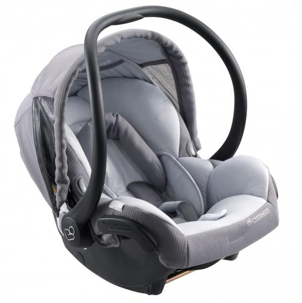 Rearward Facing Carseat (0 to 6mo + under 9kgs)
