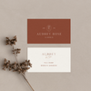 Audrey Rose - Semi-Custom Branding